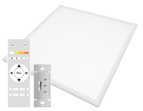 Colour-Changing Panel Light