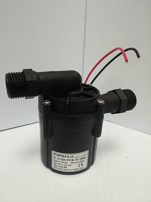 Solar Off-Grid DC Pump