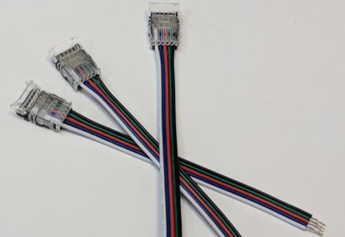 Indoor RGBW Connector Wire
