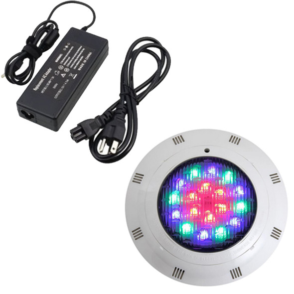 House powered pool light package