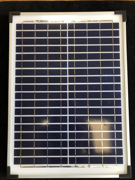 crystaline solar panel 20W 12V