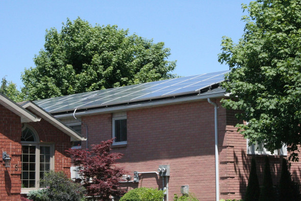 Optimized Solar System 10 kW Complete Turn-key Connected