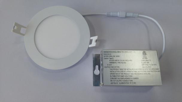 4 inch Slim LED Round Panel Light