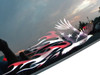 Flamed Eagle decals - American Flag version - 2pc set