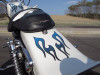 Motorcycle stickers that look like custom paint