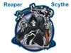 Reaper scythe. 7 piece set