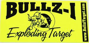 Bullz-I Targets