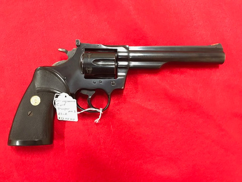 Used (Consignment) Colt Trooper Mark III .22LR
