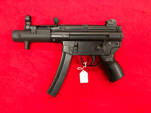 Used (Consignment) Heckler & Koch SP89 (MP5) 9mm