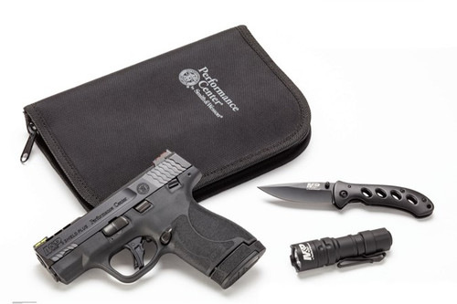 Smith & Wesson M&P Shield Plus Performance Center EDC Kit 9mm