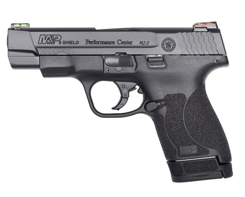 "Smith & Wesson M&P Shield Plus Performance Center 4.0"" 9mm"