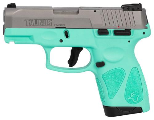 Taurus G2S Cyan/SS 9mm