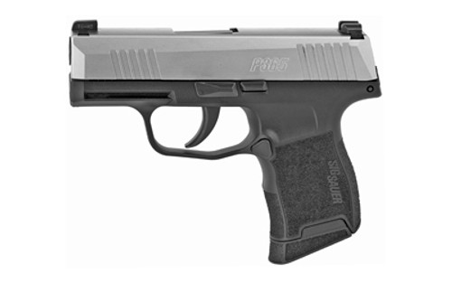 Sig Sauer P365 Stainless 9x19mm