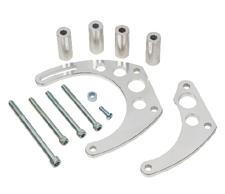 Chevy Big Block V-Belt Individual Brackets Short Water Pump - Alternator and Power Steering