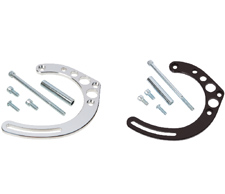 Chevy Small Block V-Belt Individual Brackets - Alternator and Power Steering