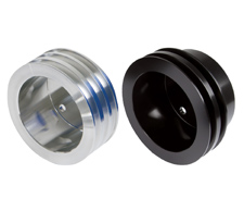 Chevy Small Block V-Belt Pulley Kits
