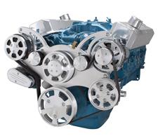 Chrysler Mopar Small Block All Inclusive Serpentine System