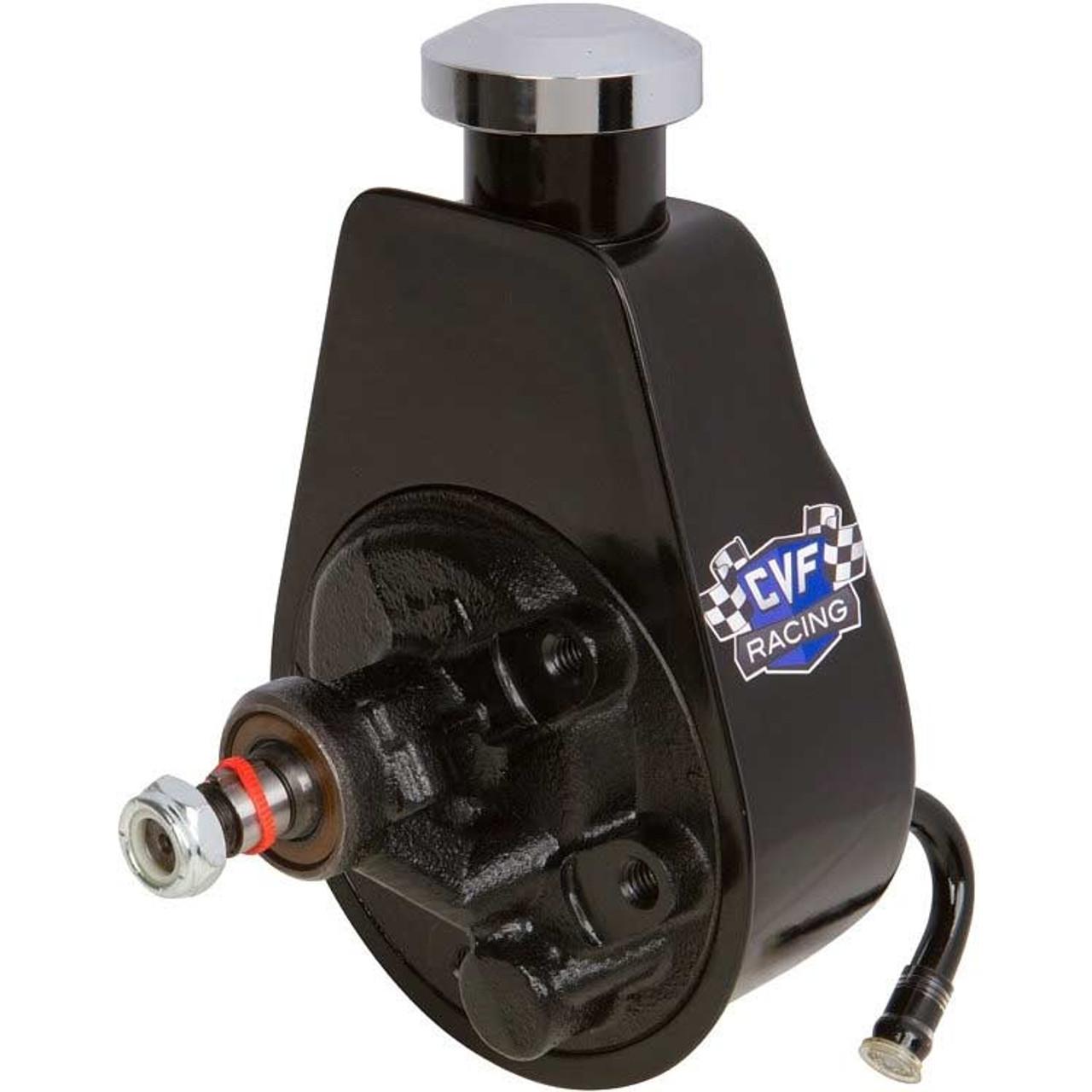 Saginaw Power Steering Pump >> Saginaw P Series Power Steering Pump 5 8 Keyway Shaft Black