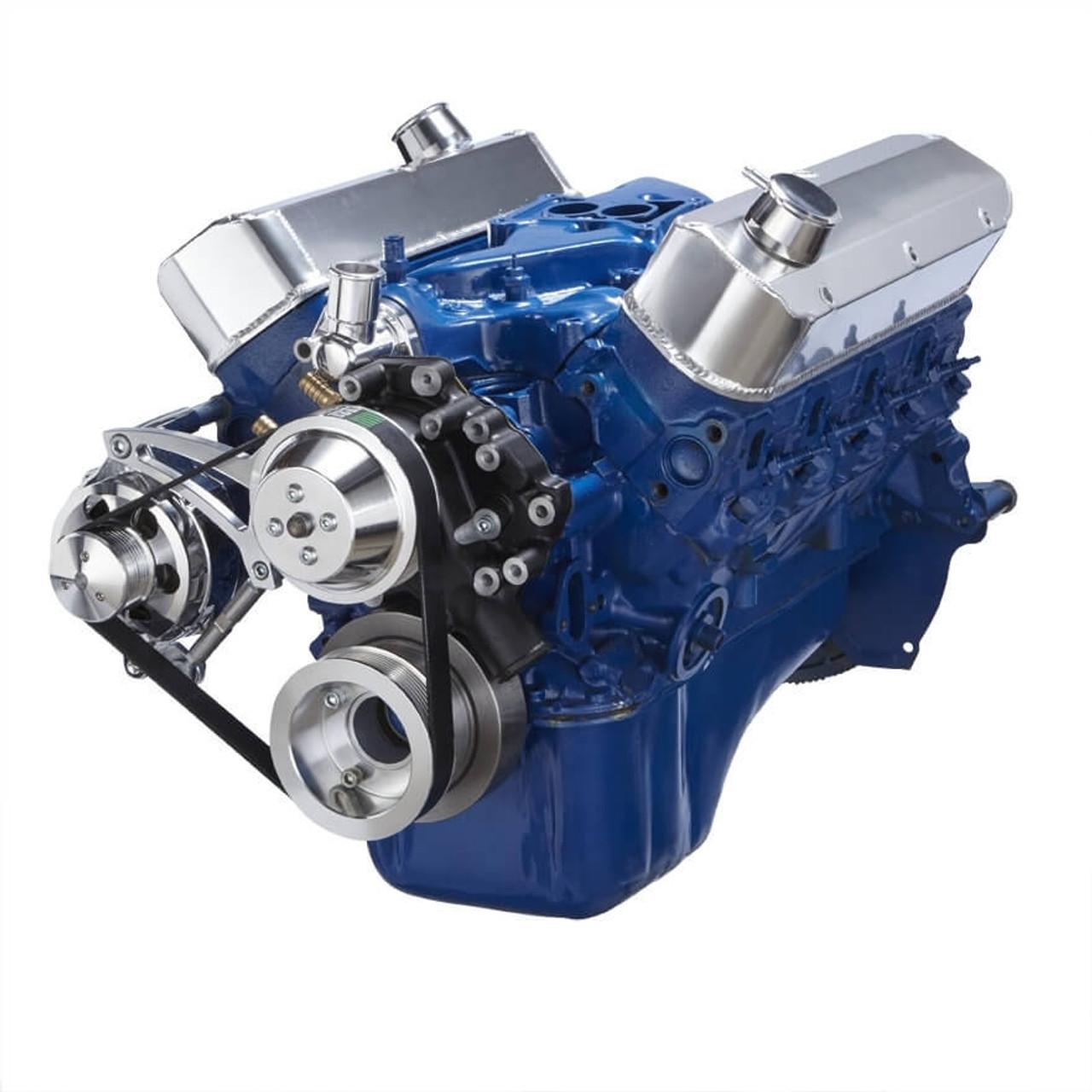Ford Serpentine Conversion Kit Alternator 289 302 351w