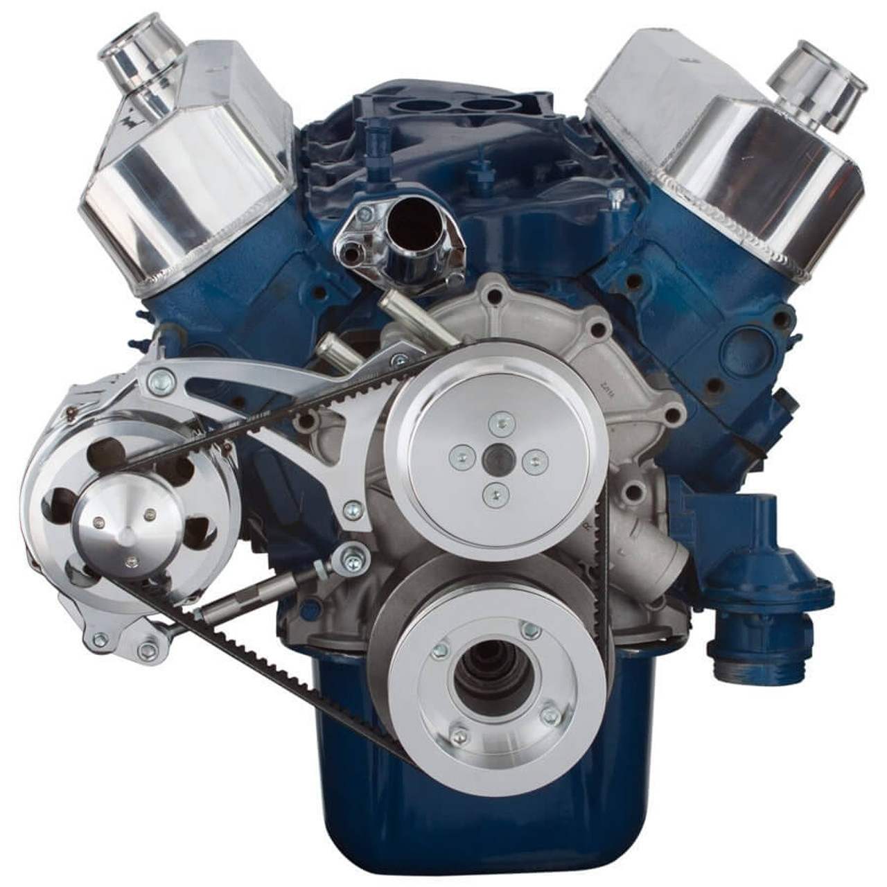 Ford Racing M8501e351s Water Pump Short Street Rod Pump For 30247351w