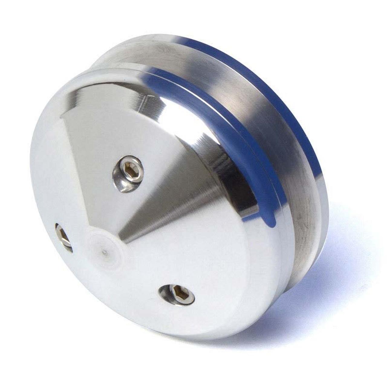 Billet Aluminum Small Block Chevy Alternator Pulley SBC
