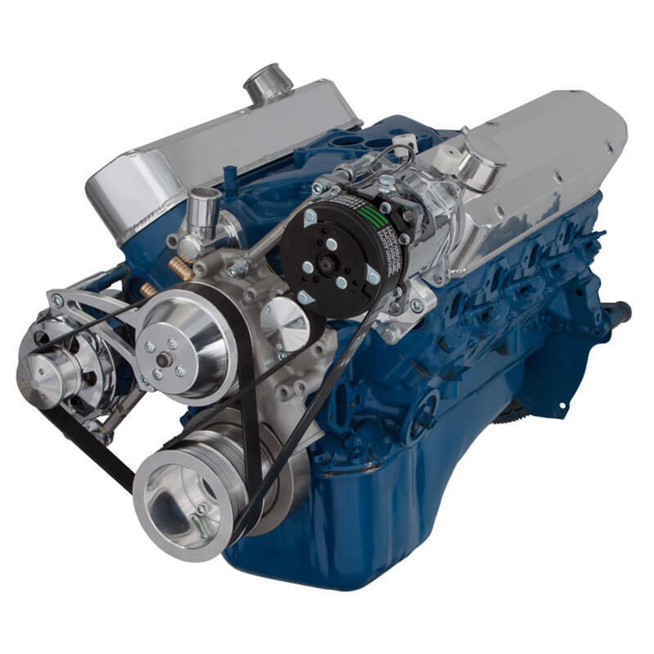 Ford Serpentine Conversion 289 302 351w W Ac Alternator