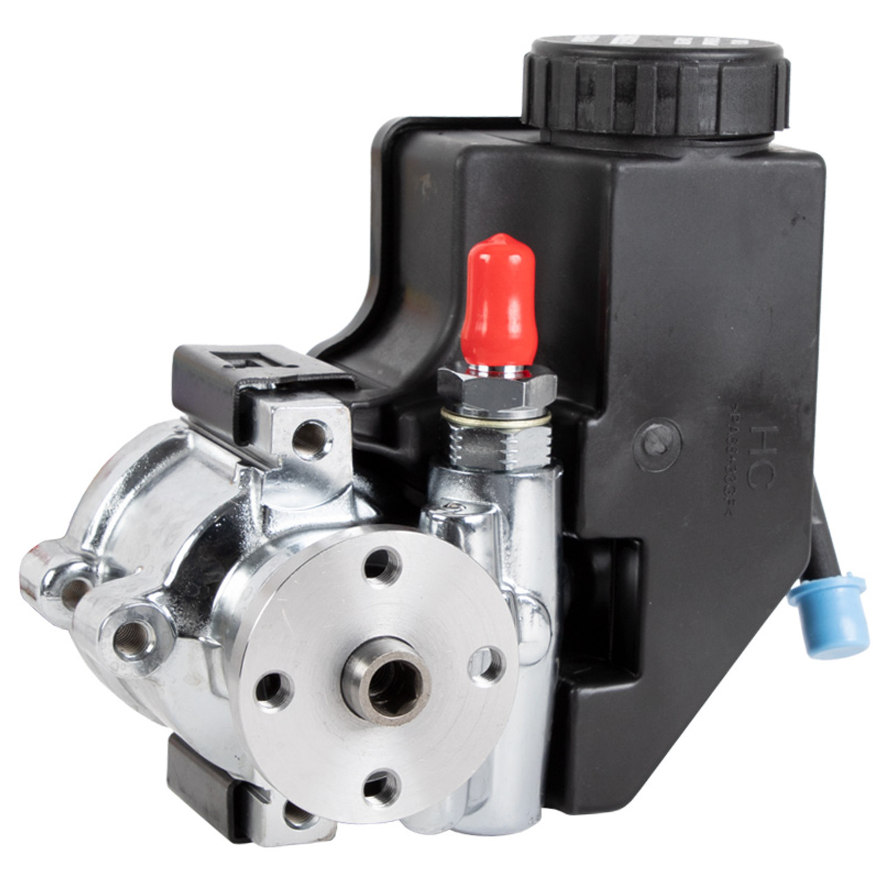 Gm Type Ii Power Steering Pump With Attached Reservoir