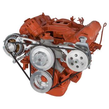 Chrysler Big Block Engine Accessories | V-Belt Pulley System
