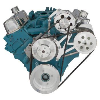 Pontiac Power Steering Bracket 350-400, 428 & 455