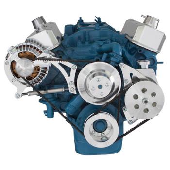Aluminum Street Rod Mechanical Water Pump for Chrysler Small Block