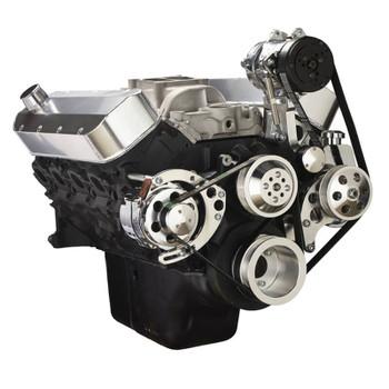 Chevy Big Block Engine Accessories | Serpentine Conversion