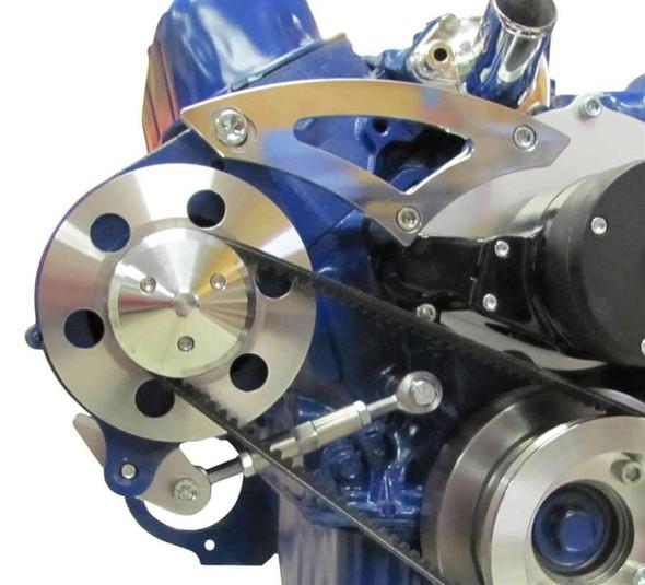 Ford 351C Alternator Bracket - Electric Water Pump