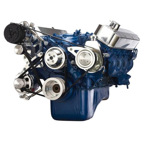 Ford 460 Serpentine System - AC, Alternator & Power Steering
