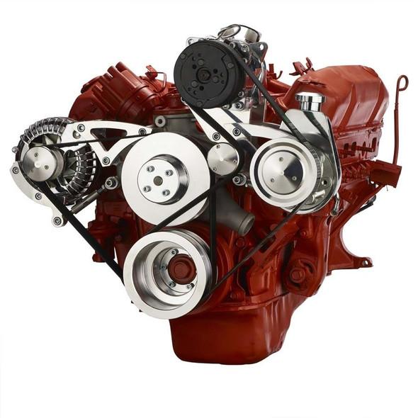 Big Block Chrysler Serpentine Conversion