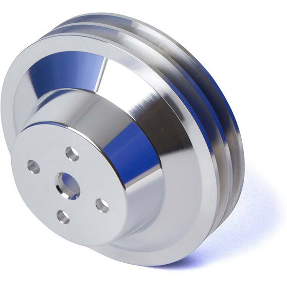 AMC / Jeep Billet Aluminum Pulley Kit 2/3 Groove