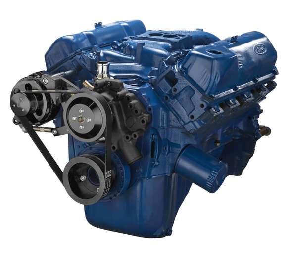 Ford 351C Serpentine System - Alternator Only
