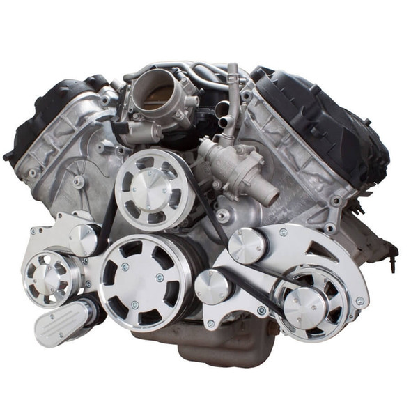 Serpentine System for Ford Coyote 5.0 - Alternator