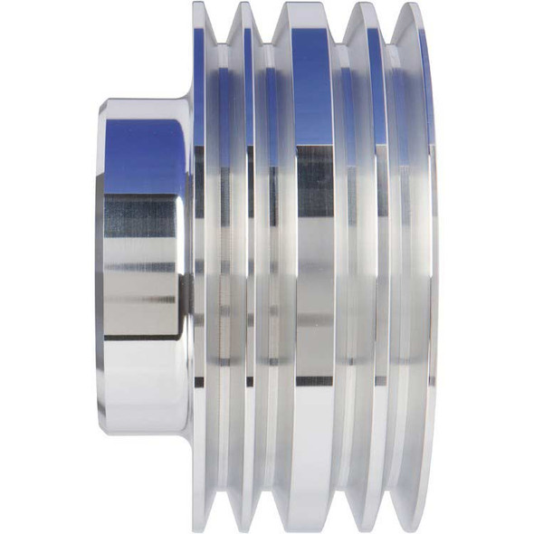 Small Block Chrysler Crankshaft Pulley 4V - High Flow
