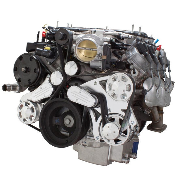 Serpentine System for LT4 Supercharged Generation V - Alternator Only