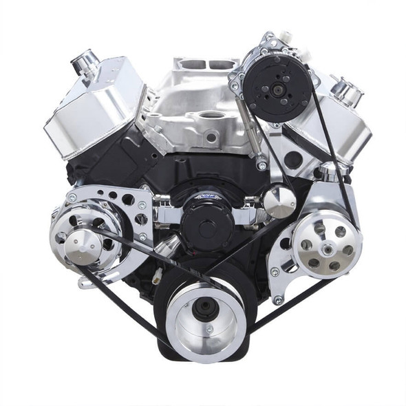 Chevy Big Block Serpentine Conversion Kit - AC & Power Steering