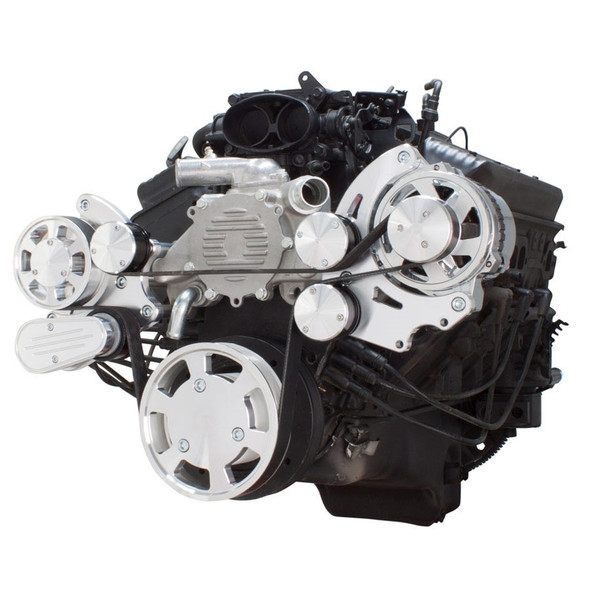 Serpentine System for LT1 Generation II - Alternator Only