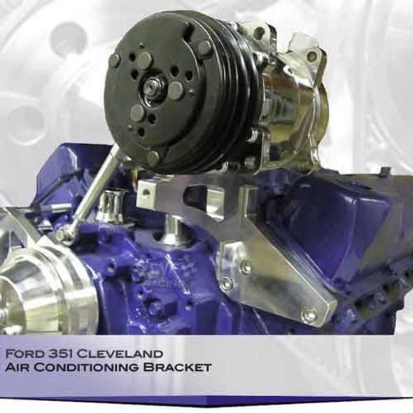 Ford 351C A/C Compressor Bracket