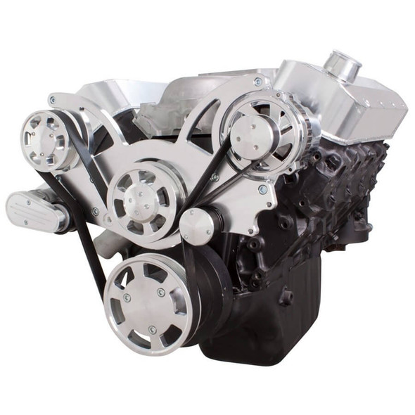 Serpentine System for 396, 427 & 454 - Alternator Only