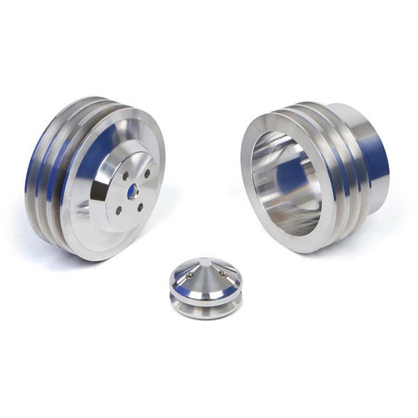 AMC / Jeep Billet Aluminum Pulley Kit