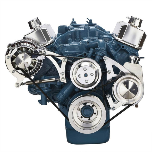 Small Block Chrysler Serpentine Conversion