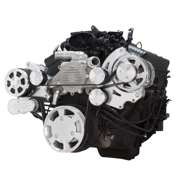 Serpentine System for LT1 Generation II - AC & Alternator