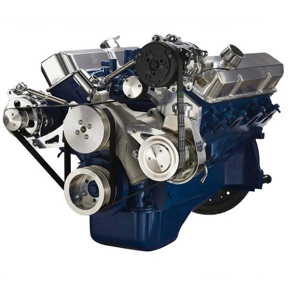 Ford 390 Serpentine System - AC, Alternator & Power Steering