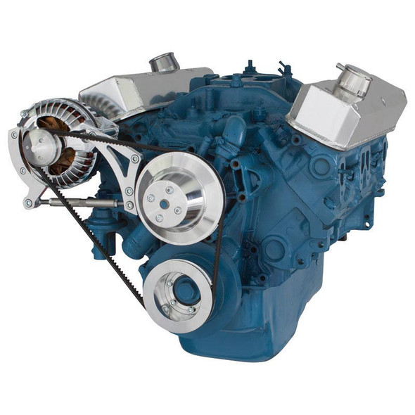 Chrysler Small Block Alternator System