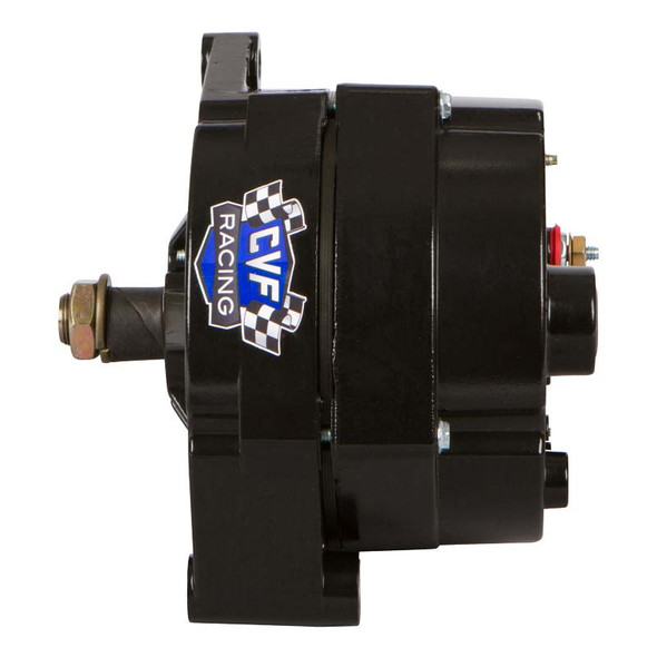Stealth Black GM 1 Wire 100 Amp Alternator