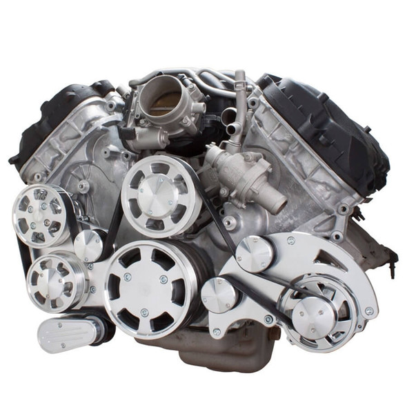 Serpentine System for Ford Coyote 5.0 - Alternator & Power Steering